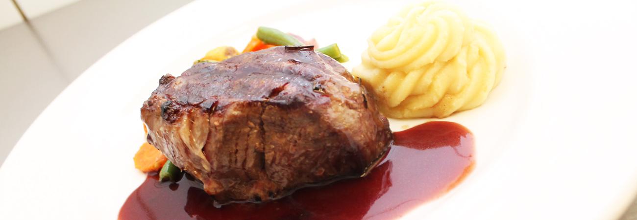 Essen im Restaurant il nido in Köln Rodenkirchen: Für jeden Geschmack ist etwas dabei.